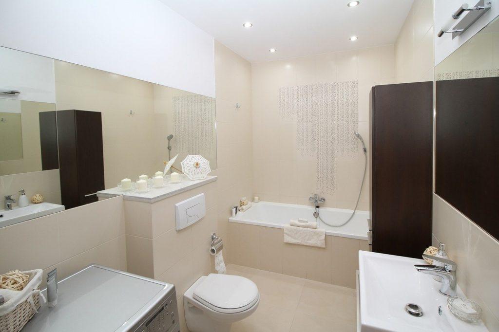 bathroom, bath, wc